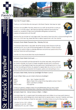 Term 2 Week 7 Newsletter