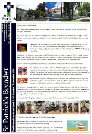 Term 4 Week 4 Newsletter